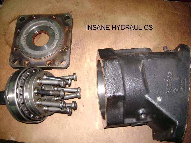 Sauer Danfoss Pump Identification Wiring Diagrams Repair