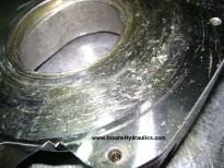 A11VO160 Hydraulic Pump, Slightly Damaged...