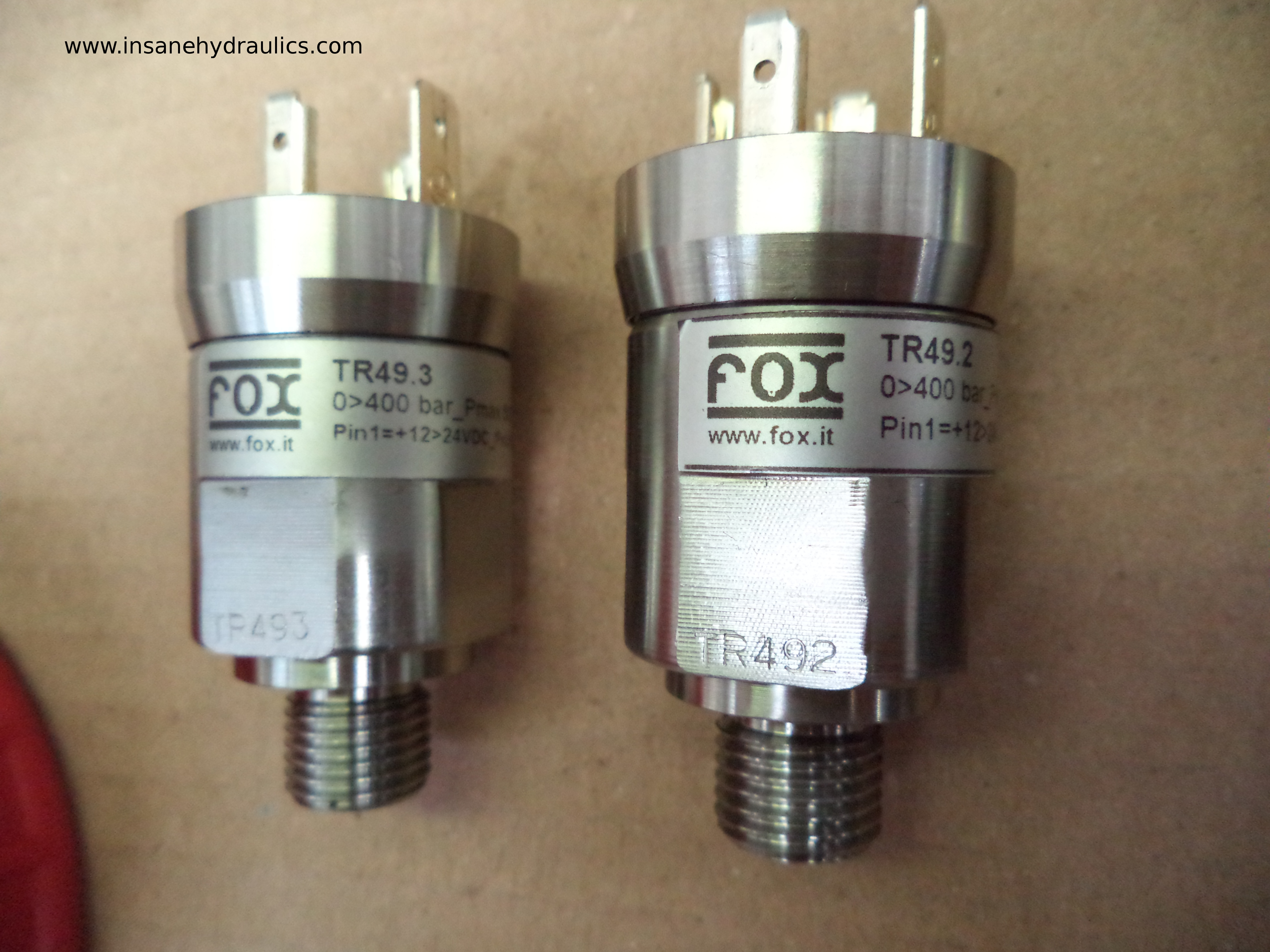 Comparison Test of Common Industrial Pressure Transmitters